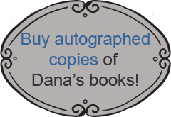 Buy autographed copies of Dana Wayne's books