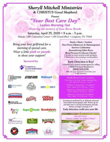 your best day flyer